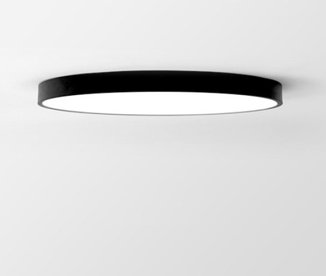 Dimmable Modern Contemporary Nordic Style Flush Mount Ceiling Lights With Acrylic Shade For Bathroom