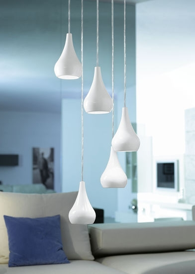 Rise And Fall Pendant Light Fitting