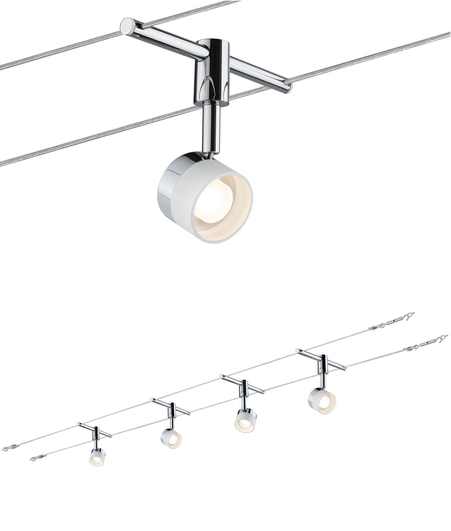 Led Tension Wire System