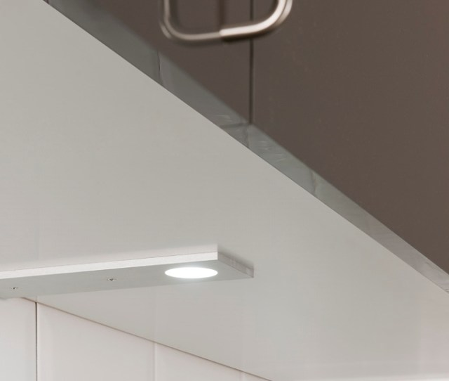 Slimline Under Cabinet Led Light Only 5mm In Depth And Available In Warm Or Cool White
