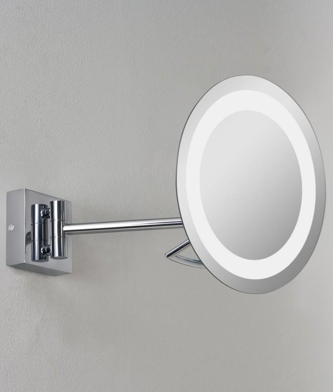 Low Energy Bathroom Vanity Mirror Round
