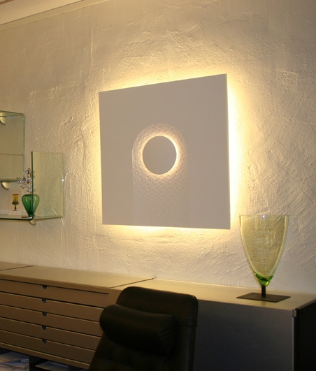 Super Sized Plaster Wall Light Simply Stunning You Won