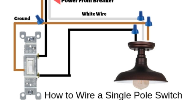 how to wire a light switch  very easy  lighting tutor