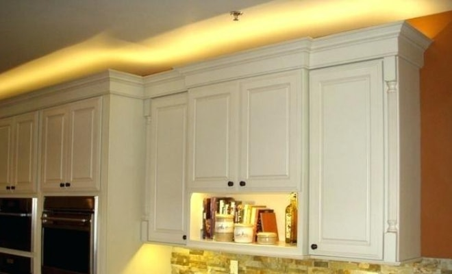6 types of kitchen accent lighting