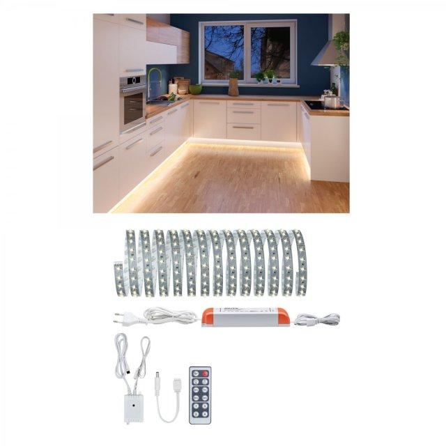 Paulmann No. 5059 Bundle MaxLED 500 Comf Set Küche Sockel Basisset 5m 2700K  dimmbar --> Lampen & Leuchten günstig kaufen...