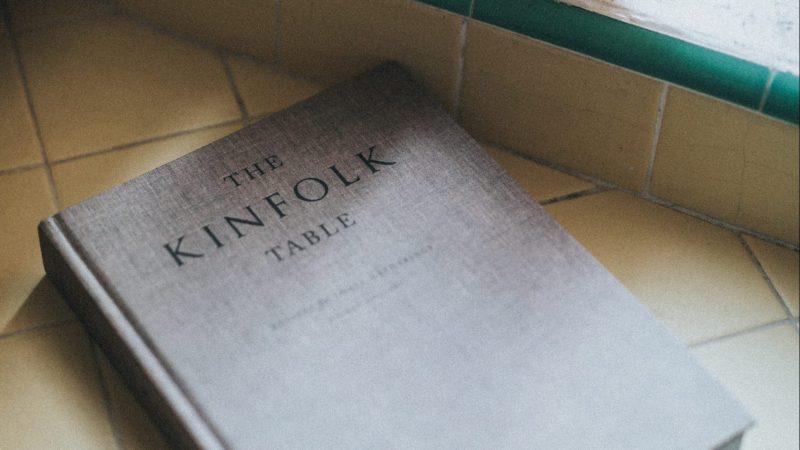 The Kinfolk Table