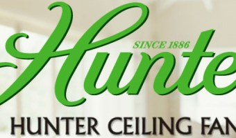 About Hunter ceiling fans