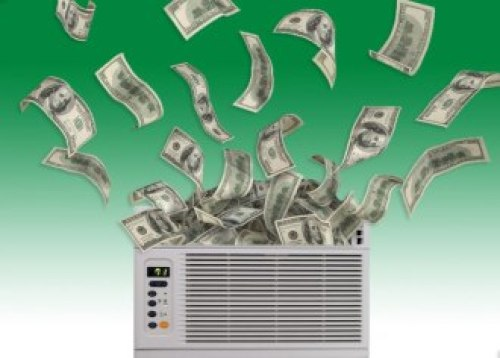 Air Conditioner is more costly.