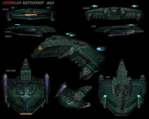Ships from Star Trek Birth of the Federation by Sebastian