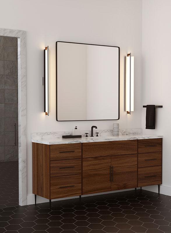 best bathroom vanity lighting lightology