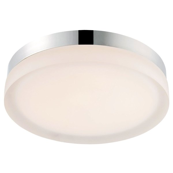 Slice Round Wall Ceiling Light by dweLED by WAC Lighting   FM 4109 30 CH