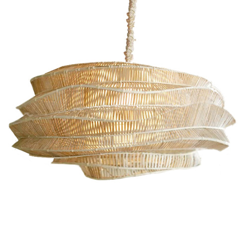 Bamboo Cloud Low Ulus Chandelier By Roost Lc Rol241