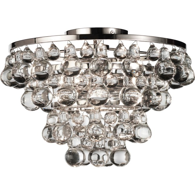 Bling Ceiling Light Fixture By Robert Abbey Ra S1002