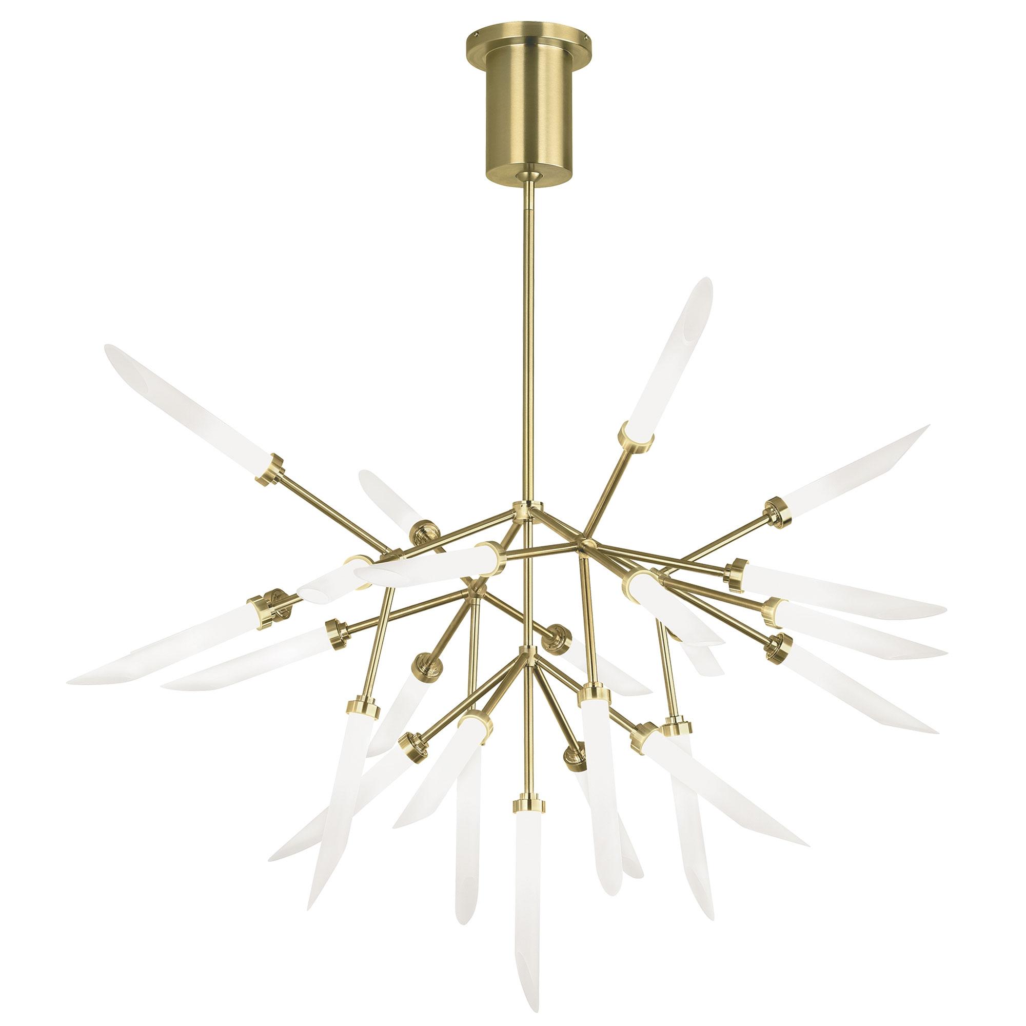spur chandelier by tech lighting 700sprfr led927