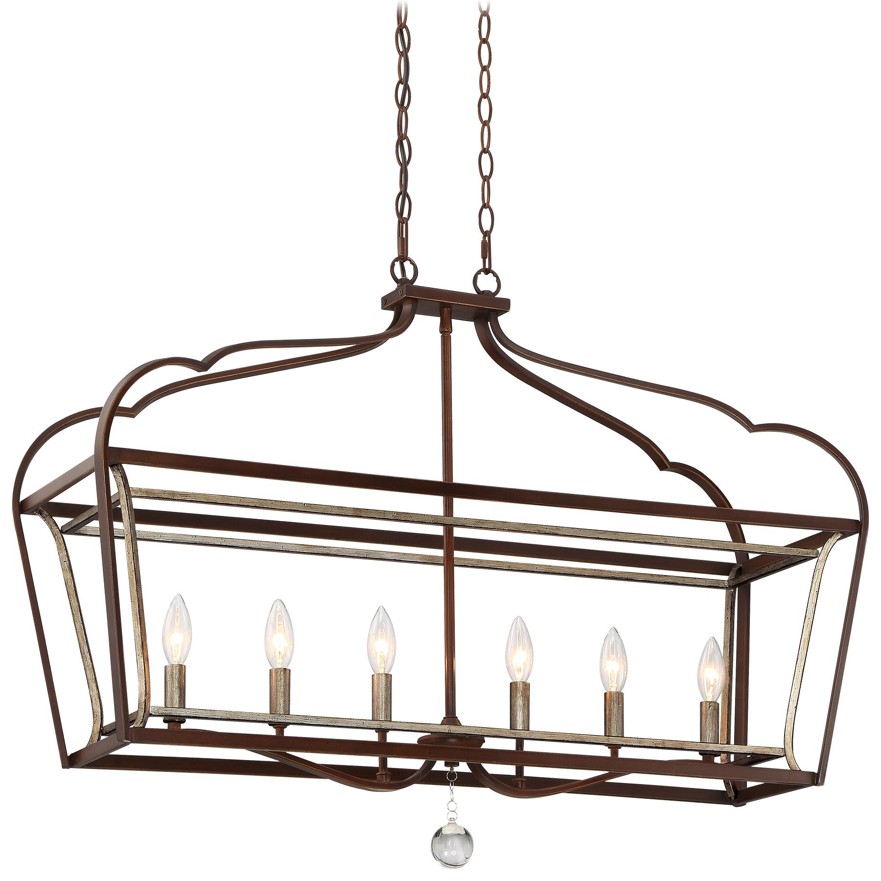astrapia island chandelier by minka lavery 4346 593