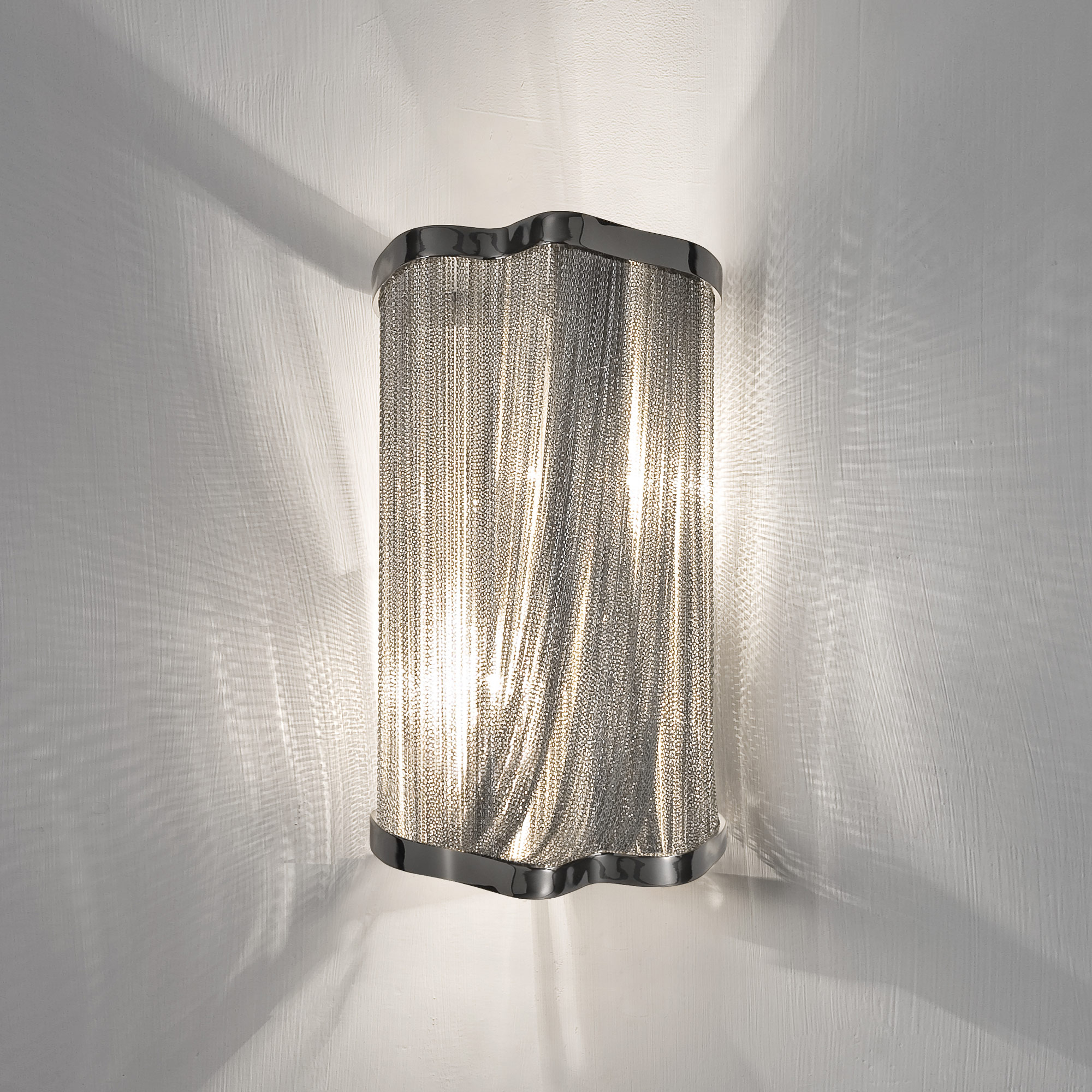 Atlantis Small Wall Sconce by Terzani USA | 0J04AE7C8A on Small Wall Sconce Light id=67519