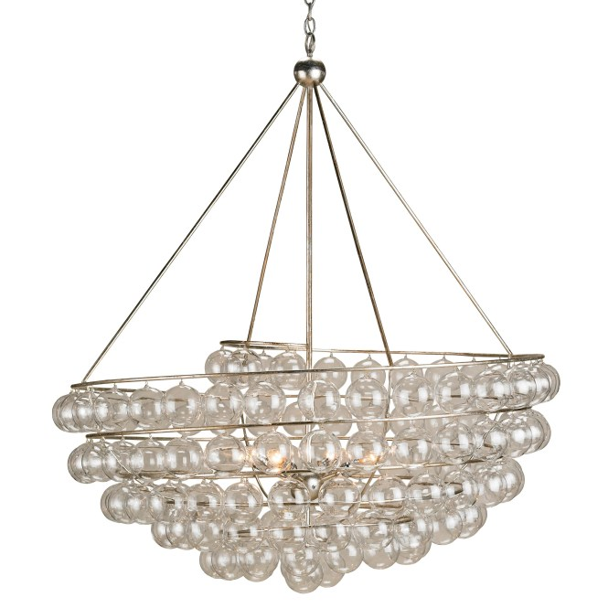 Stratosphere Chandelier By Currey And Company 9002 Cc