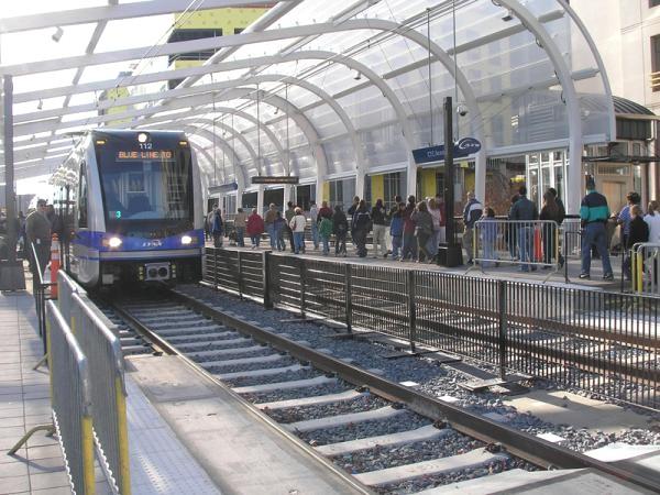 Charlotte LRT