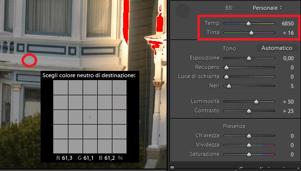 01 lightroom sviluppo pennello regolazione migliorare ritocco foto guida tutorial