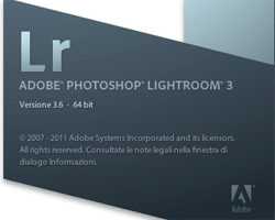Lightroom 3.6 e Camera Raw 6.6 sono ora disponibili per il download