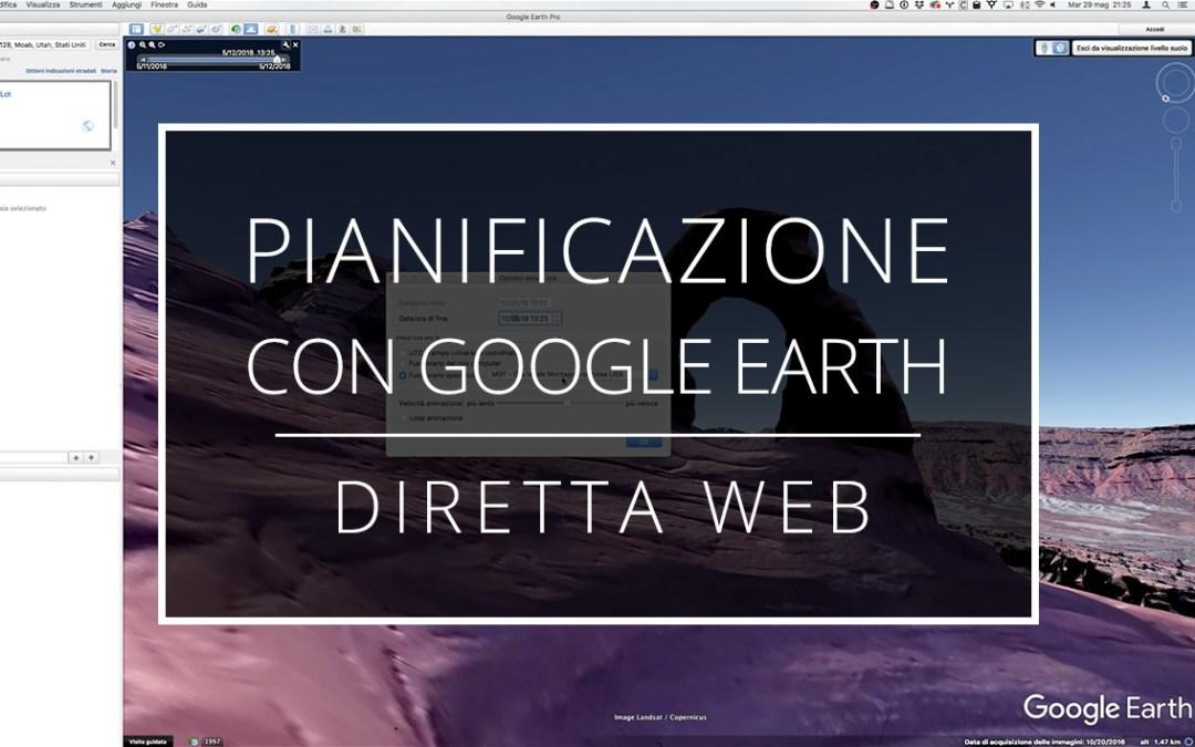 Videotutorial – Pianificazione uscite con Google Earth