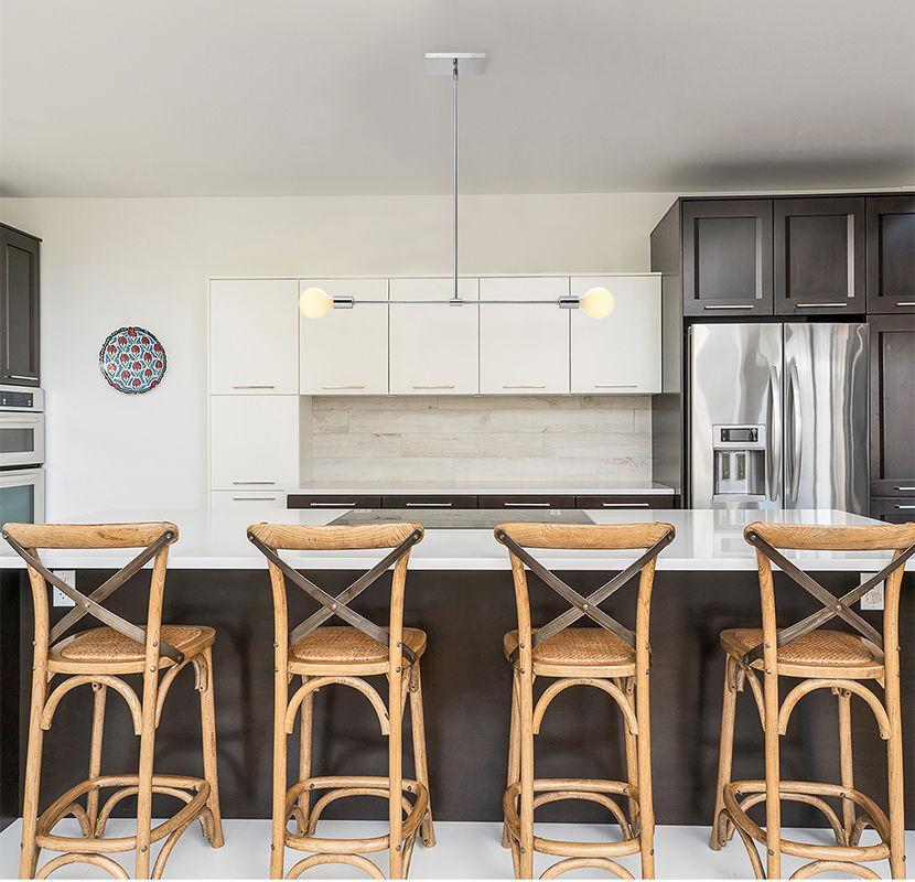7 kitchen island lighting ideas get