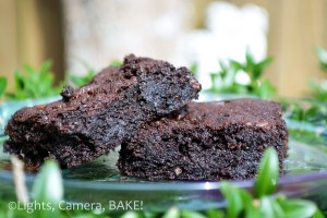 #Paleo Brownies - or as I like to call them- oxymoron brownies. They are crumbly but they are are super fudgy. I know, it doesn't make sense but trust me.... These are amazing! Click the photo for the #recipe . #dessert
