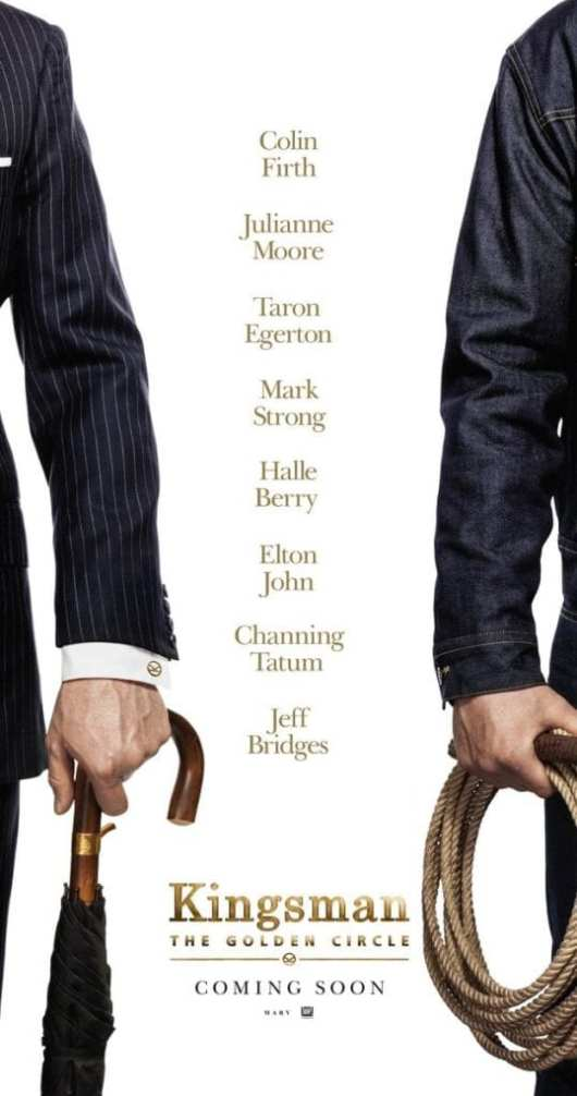 Kingsman: The Golden Circle Film Talk on Lights, Camera, BAKE!. Read my movie review on this hilarious yet action packed movie.
