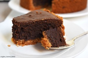 Condensed Milk Brownie Pie is based on my viral recipe for the condensed milk brownies. Yes. That famous recipe! #condensedmilkbrownie #condensedmilkpie #condensedmilkbrowniepie #browniepie