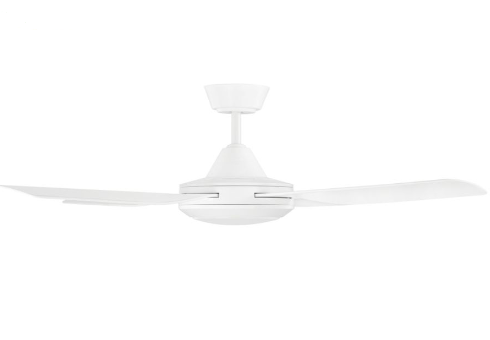 """Eglo Bondi 48"""" (1220mm) ABS Indoor/Outdoor Ceiling Fan with 20W CCT LED Light"""