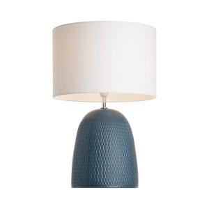 Jordana Table Lamp Blue