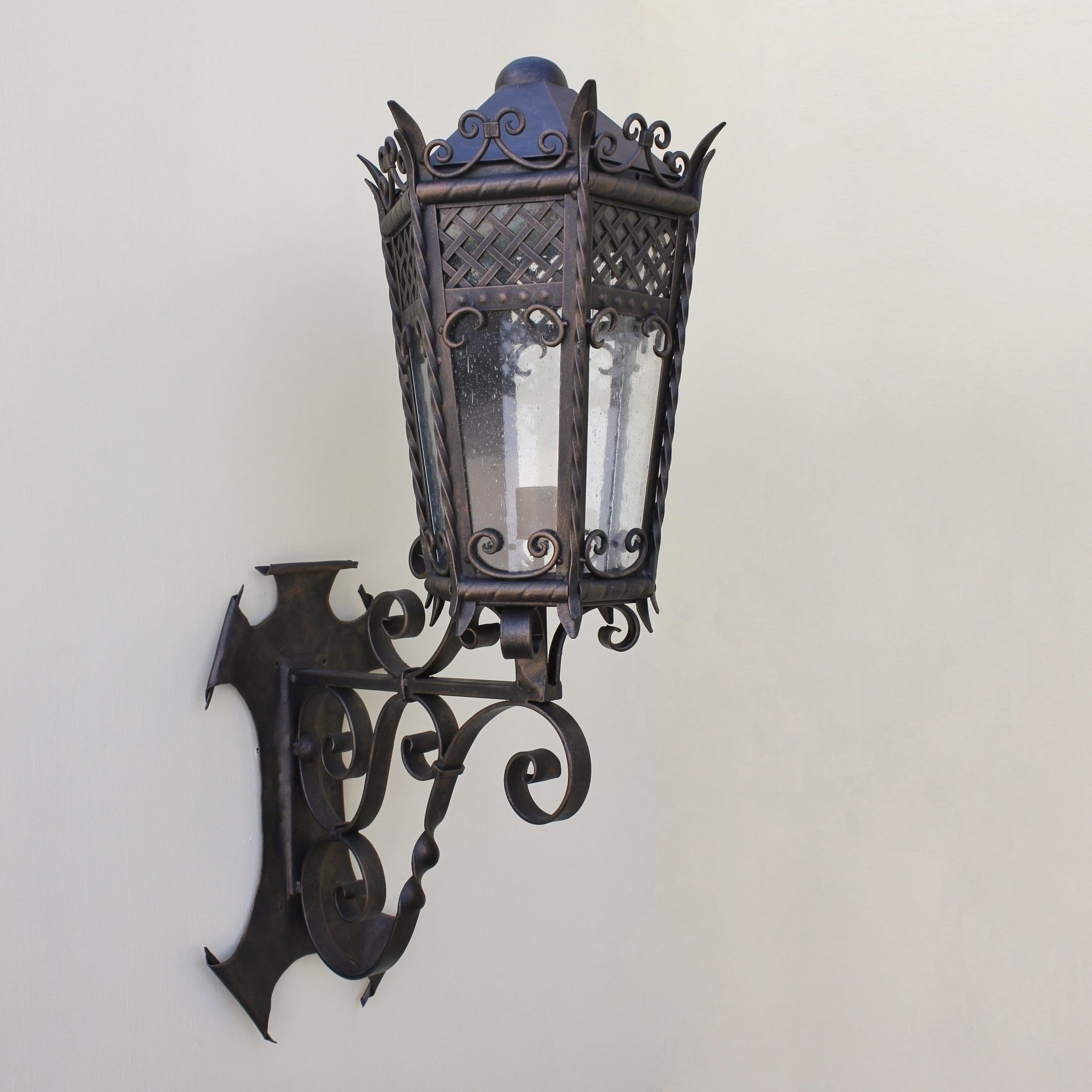 lights of tuscany 7160 1 spanish revival outdoor lighting fixture