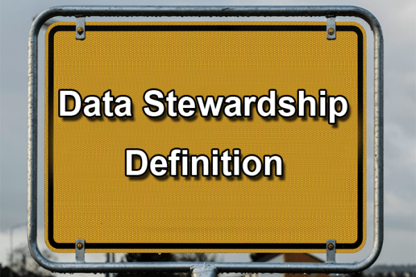 data stewardship definition