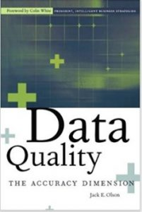 Data quality the accuracy dimension