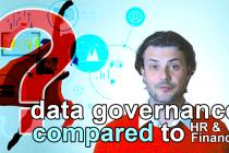 comparing data governance
