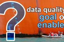 data quality goal or enabler