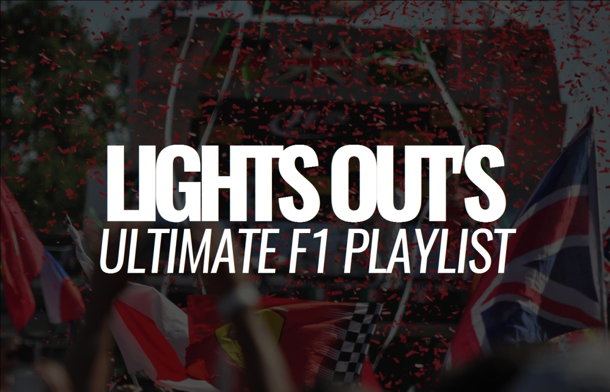 The Ultimate F1 Playlist
