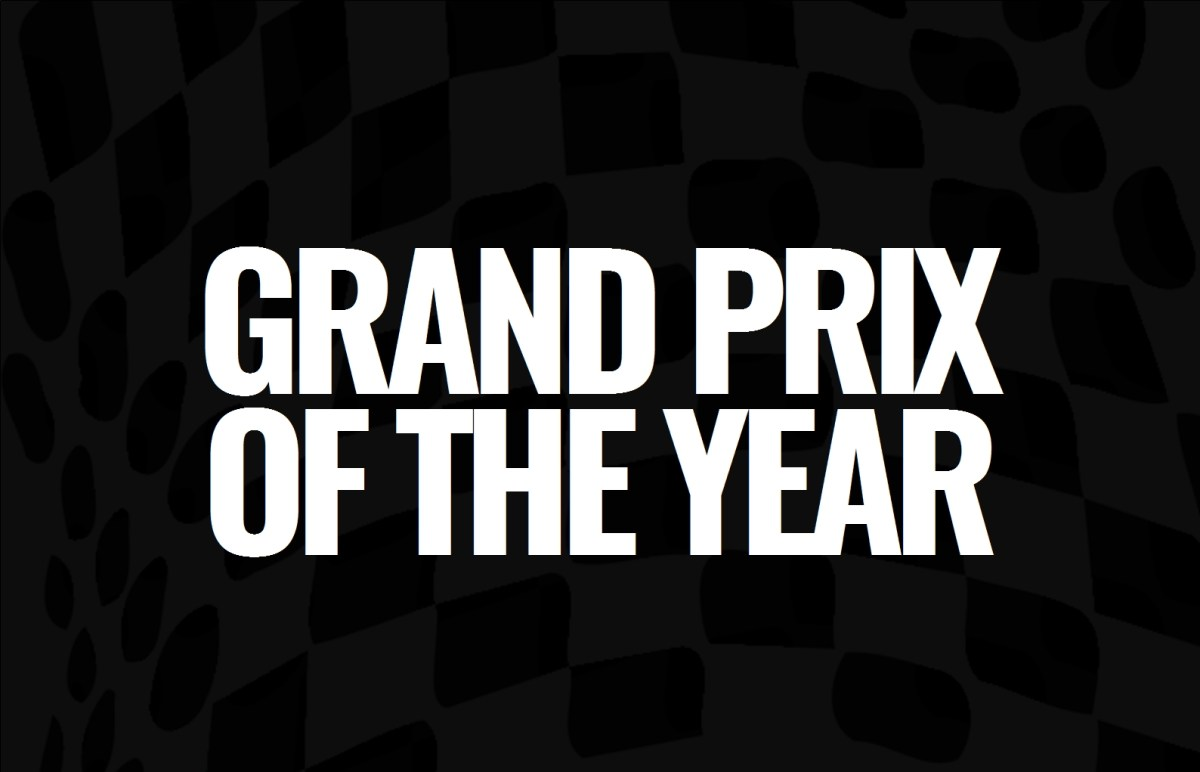 GP Of The Year: All Time List