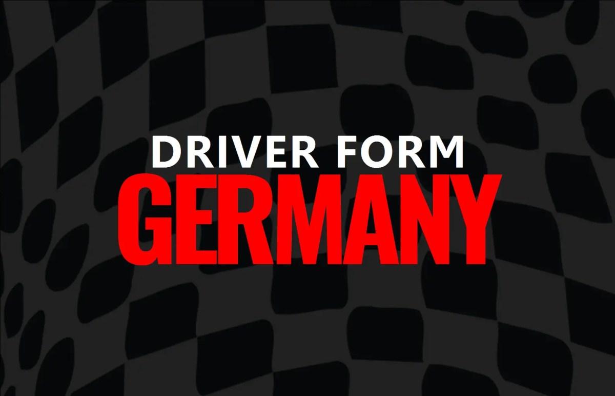 Driver Form: Hockenheim