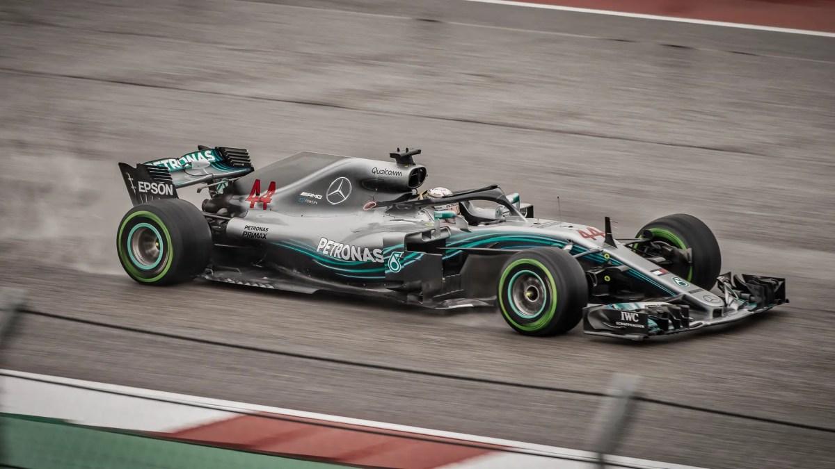 F1's Longest 1-2 Streaks