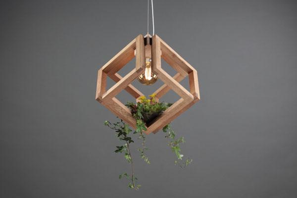 LightsWood - дизайнерские светильники из дерева и фанеры