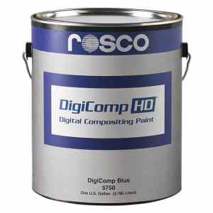 Rosco Digicomp Blue 5705 Paint - 3.79 Litre Can