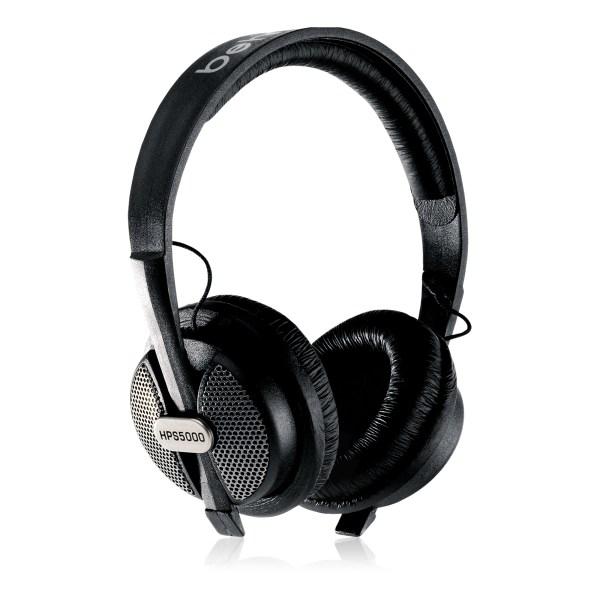 HPS5000 : Closed-Type High-Performance Studio Headphones