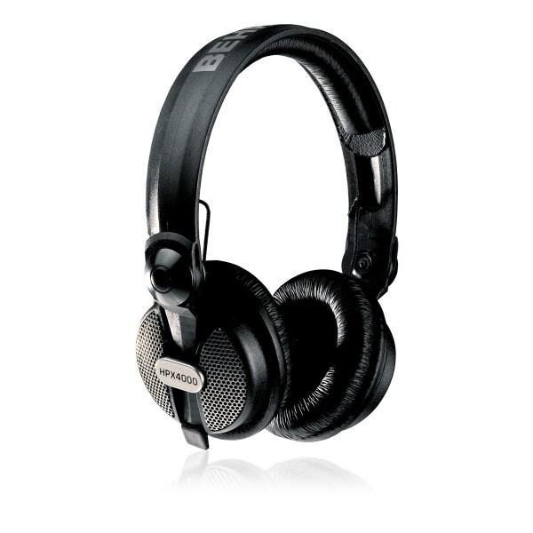 HPX4000 : Closed-Type High-Definition DJ Headphones