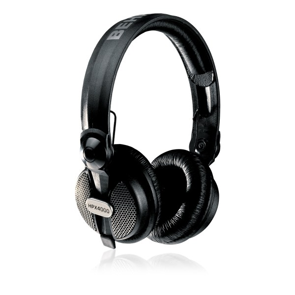 HPX4000 : Closed-Type High-Definition DJ Headphones