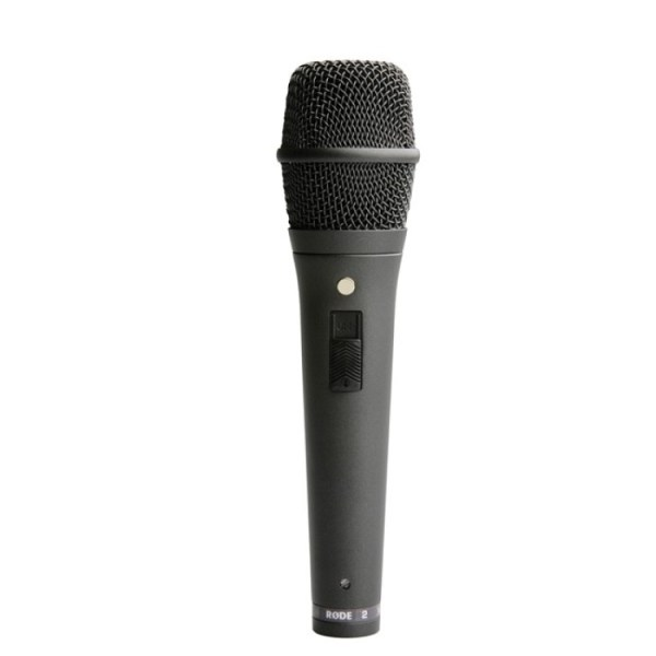 rode m2 condenser vocal mic