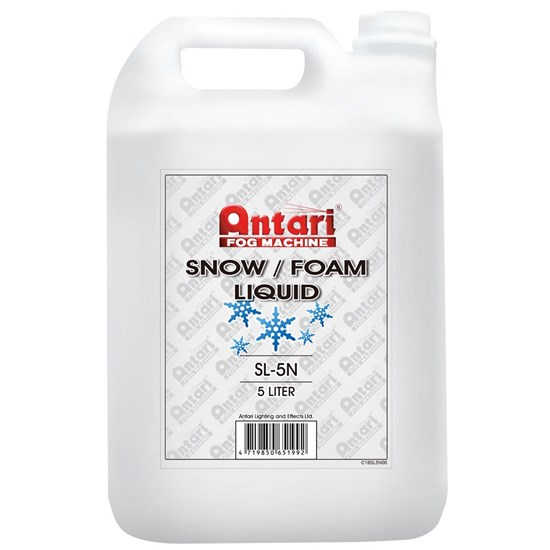 Antari SL5N Snow and Foam Fluid