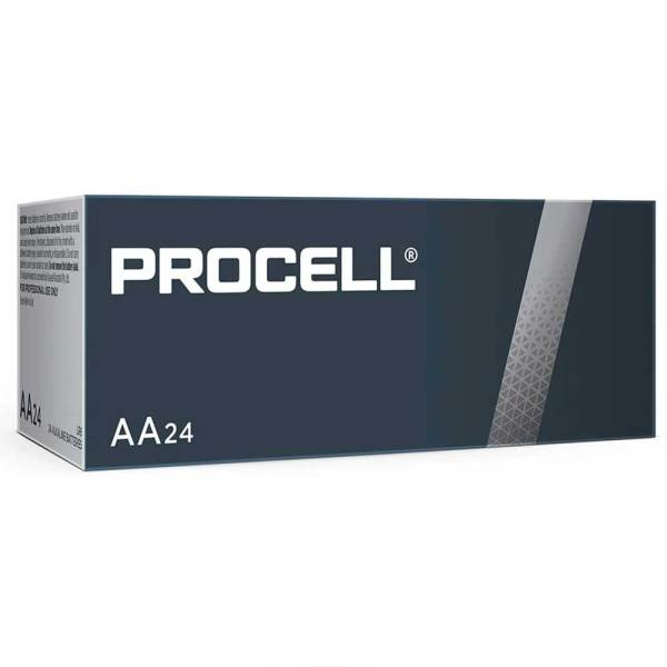 Procell AA Batteries - Box of 24