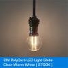 2W_LED_Transparent_2700K