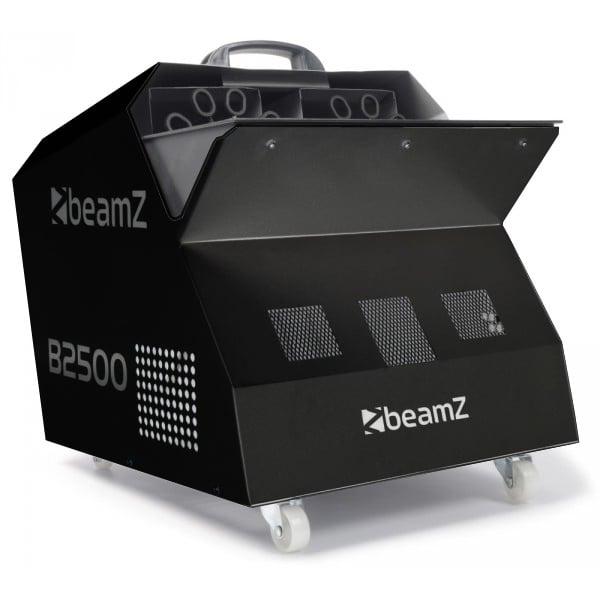 Beamz B2500 Professional Double Bubble Machine